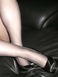 Tights and pantyhose, Tightly, Tight tights, Tight pantyhose, Tight stockings, Tight heels