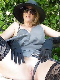Mature stockings, Stocking milf