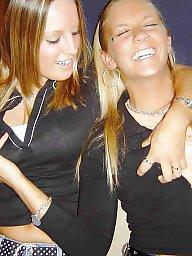 Teen group, Teen lesbians