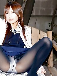 Asian stockings, Japanese, Pantyhose, Asian pantyhose, Asian
