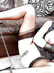 Slave, Amateur slave, Submissive, Collar, Submission