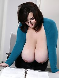 Bbw boobs, Bbw, Big tits, Office, Bbw big tits, Big tit