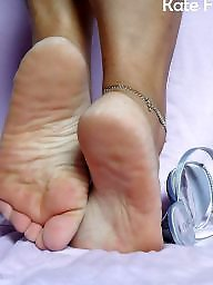 Bbw feet, Amateur feet, Feet, Kate