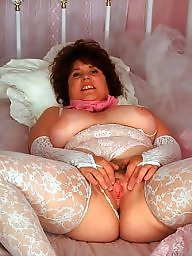 Tits in stockings, Tits chubby, White stockings, White stocking, White matures, Stockings white