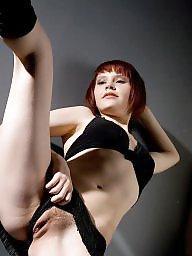 Panties, Upskirt stockings