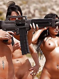 Public girls, Public girl, Public boobs, Public big boob, Nudity big boobs, Gun girl