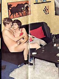 Hairy, Vintage, Retro, Group, Sex, Vintage hairy