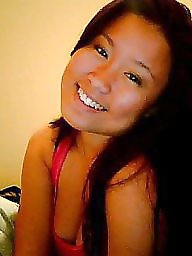 Asian upskirt, Asian teen