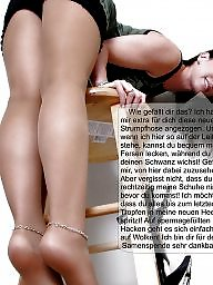 Caption, Nylon captions, Milf captions, Nylons, Milf nylon, Milf caption