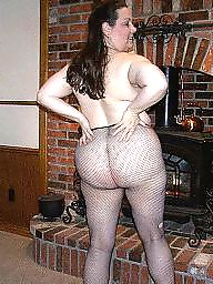 Bbw pantyhose, Hairy, Pantyhose, Mom