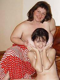 Milf public, Big boobs amateur