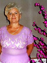 Grannies, Russian, Russian mature