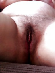 Hairy mature, Bbw pussy
