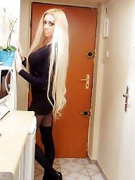 Polish blonde, Polish amateurs, Long hairs, Long blonde, Long blond, Long-hair
