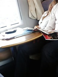 Amateur pantyhose, Train, Pantyhose