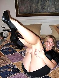 Blond mature, Amateur mature, Naughty