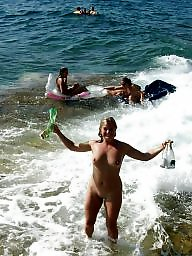 Vacation, Public nudity, Public, Beach, German amateur, German