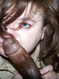 Interracial bbw, Bbw interracial, Bbw blowjob