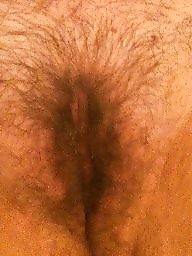 Hairy bbw, First, Wife, Bbw