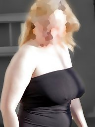 Tits dress, Wolford, Fatalities, Fatale, Dressed bbw, Dressed tits
