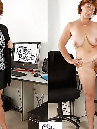 Milf dressed undressed, Mature dress, Undress, Dressing, Undressed, Dress