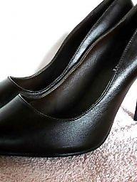 Milf heels, Aunt, Stocking milf, My aunt, Amateur heels, Heels