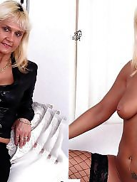 Mature dressed undressed, Milf dressed undressed, Undress, Dress, Mature dress