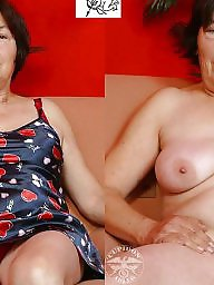 Mature dressed undressed, Undressed, Mature dress, Undress, Dressed, Dressing