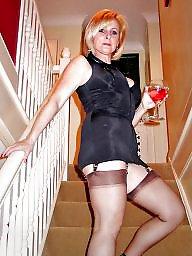 Mature stocking, Mature stockings, Sexy mature