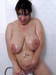 Showering milf, Shower time, Shower boobs, Shower big boobs, Shower milf, Milf, shower