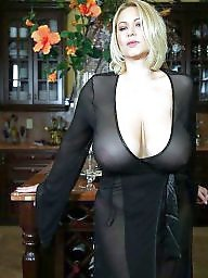 Clothed, See through, Cougar