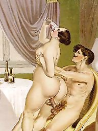 Gallery, Sex cartoon, Vintage cartoons, Art, Cartoons, Vintage cartoon