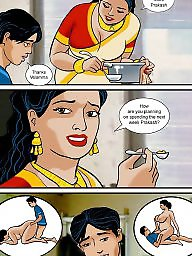 Milf cartoon, Aunty, Milf cartoons, Indian, Indian milf, Indian aunty