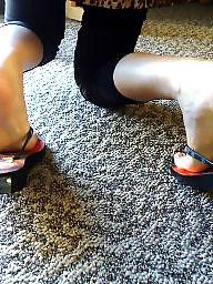 Asian, Feet