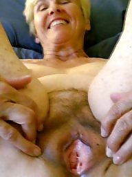 Granny spreading, Mature spreading, Granny spread, Mature spread, Spreading, Amateur mature