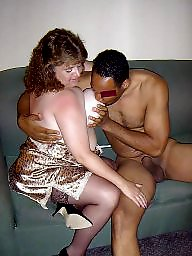 Mature interracial, Black cock, Mature boobs, Big cock, Big black cock