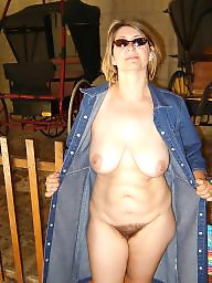 French mature, French, Mature flashing