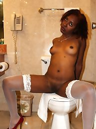 White stockings, White stocking amateurs, White stocking, White ebony, White ebonies, Womanly black
