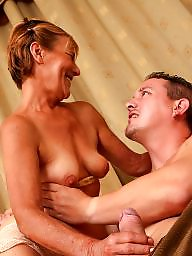 Mature hardcore, Amateur mature, Older, Younger