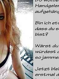 German caption, German captions, German, Captions, Caption, Femdom caption