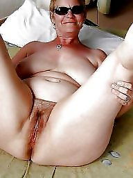 Mature, Hairy mature, Hairy, Pussy, Big tits, Mature pussy