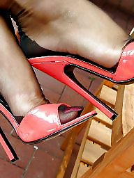 Stockings and nylons, Stockings and heels, Stocking and heels, Nylons heels, Nylons and stockings, Nylons and heels