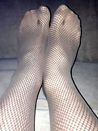 Scottish, Nylon feet, Nylons, Stocking feet, Amateur feet, Nylon
