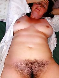 Hairy mature, Shapely, Hairy