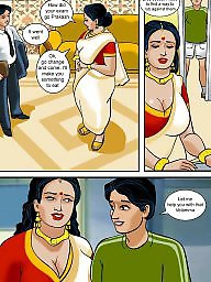 Milf cartoon, Aunty, Milf cartoons, Indian, Indian aunty, Indian milf