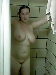 Public bbw, Bbw shower, Public nudity, Public tits, Bbw public, Bbw