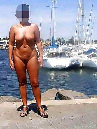 Public nude, Nude in public, Nude