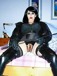 Latex, Vintage, Big, Stockings, Stocking