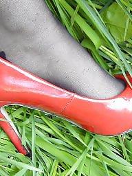 Milf heels, Mature heels, Heels