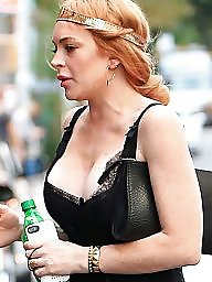 Redheads celebrity, Redhead celebrities, Redhead blonde, Lohan, Fashions, Blonde show